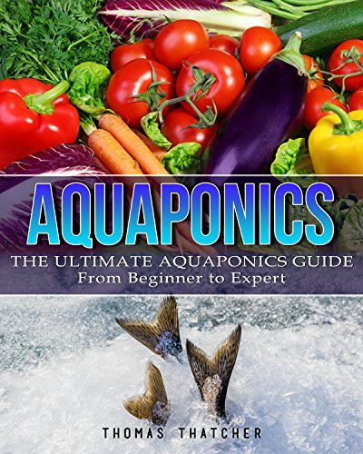 Aquaponics: The Ultimate Aquaponics Guide – From Beginner To  Expert (Aquaponics, Hydroponics, Homesteading)