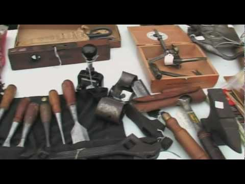 Garfield Farm Museum: Antique Tool Show and Sale 2010