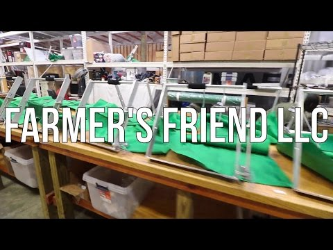 TALKING TOOLS with Jonathan Dysinger of Farmer's Friend LLC
