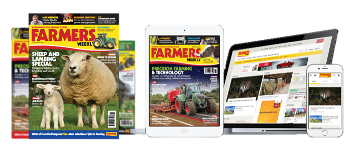 Subscribe to Farmers Weekly